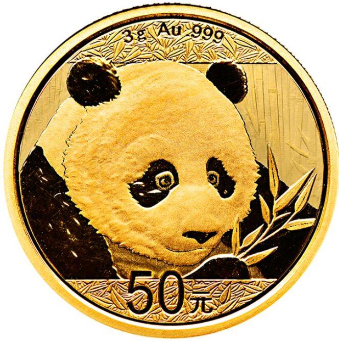 熊貓金幣回收價目表2018版 2018年熊貓金幣價格