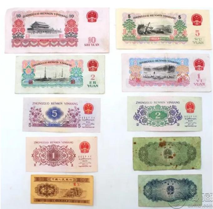 第三套人民币大全套27张价格是多少  还能持续升值