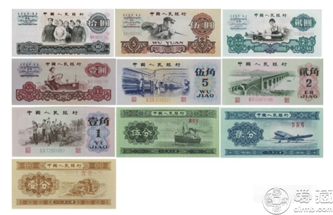 第三套人民币大全套最新价格  具体多少钱一张