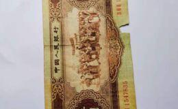 黄5元回收价格表 黄五元纸币多少钱