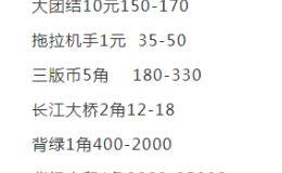 60年1元人民币值多少钱一张   60年1元人民币价值
