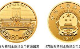 70周年纪念金银币价格 70周年纪念币最新价格多少