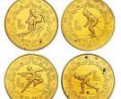 第13届冬奥会24克圆形铜质纪念币最新价格 回收价格是