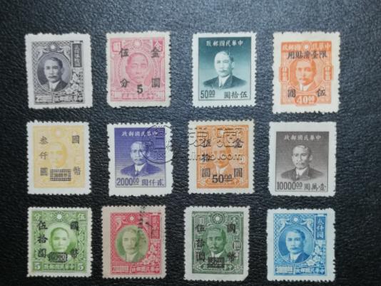 回收邮票 哪里回收邮票及价格行情