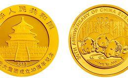 光大集团30周年熊猫金银纪念币1/4盎司金币 价格