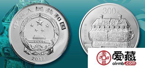 赏析中国青铜器金银币(第2组)1公斤银币