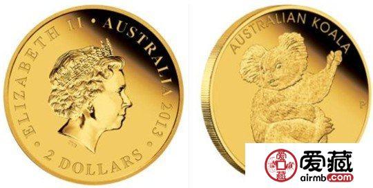 澳大利亚发行考拉纪念金币