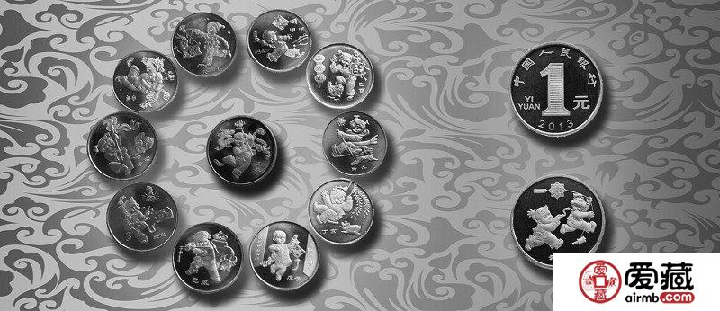 """生肖纪念币以""""王者""""姿态归来"""