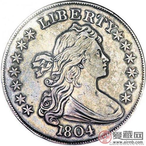 """美元""""硬币之王"""""""