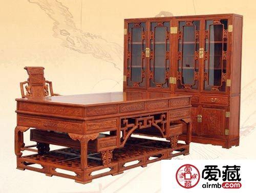 投资项目多变,红木家具收藏行情看涨