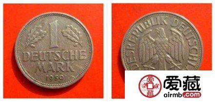 外国硬币鉴赏(一)