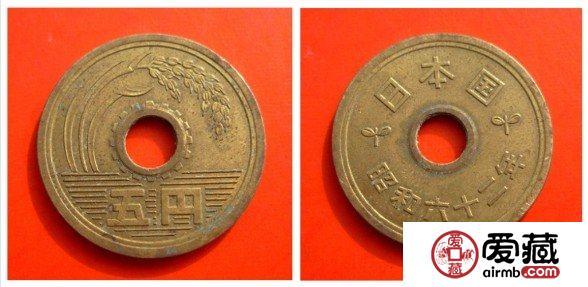外国硬币鉴赏之日本篇