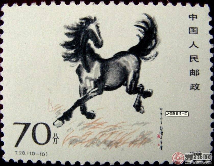 邮市收藏淡季,马题材邮票逆袭