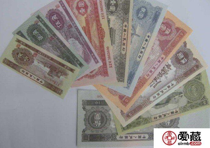 人民币收藏投资