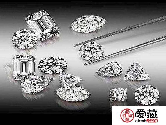 钻石风靡收藏市场