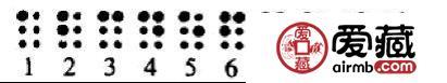 你知道人民币上的盲文吗?