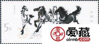 """""""马""""主题邮票弱市飘红"""