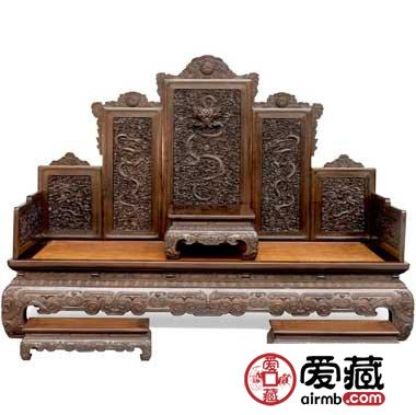 明清红木家具收藏投资