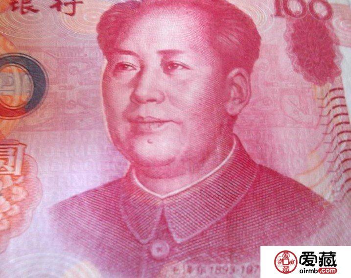 人民币上毛主席像的故事