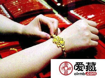 金银饰品的使用与保养
