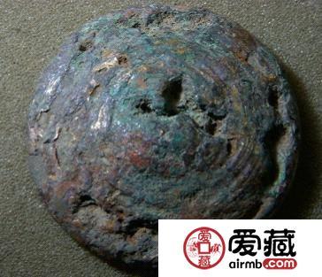 中国古代货币——铜饼与青铜块
