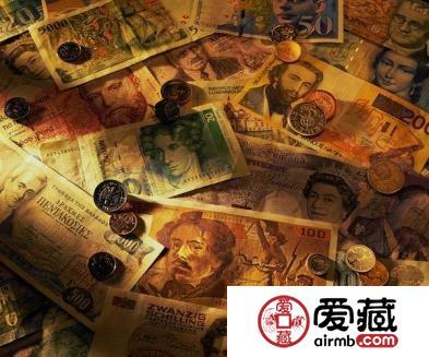 国外纸币防伪技术择要