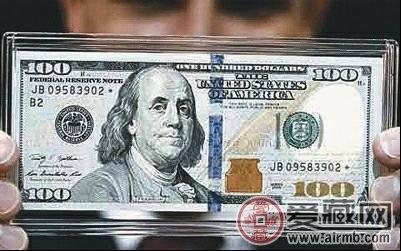 國外紙幣防偽技術擇要