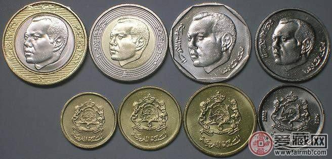 第三套金属流通币的材质特征