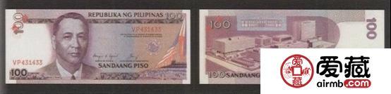 100比索