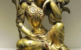 异域文化造就青铜佛像的另类市场走向