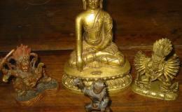 悠悠千年史,铜佛像的演变
