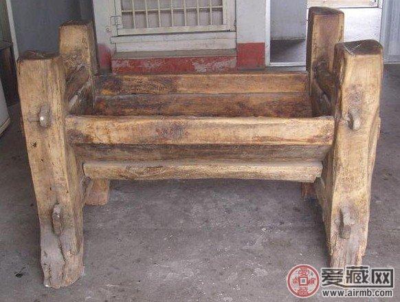元代木馬槽