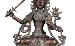 铜佛像的起源
