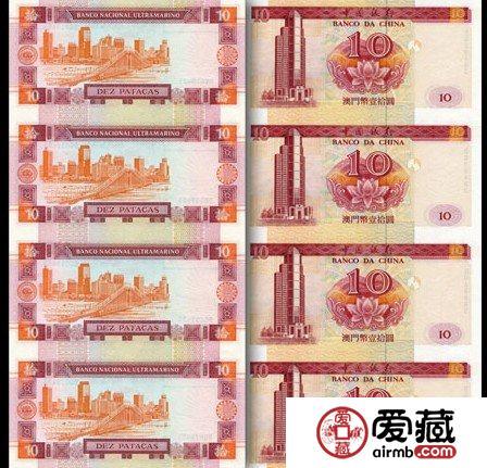 10月6日港澳纪念钞收藏价格分析