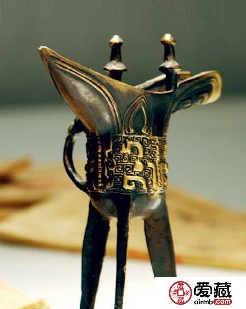 金银错青铜器