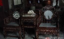 紅木家具收藏,繁榮景象再現
