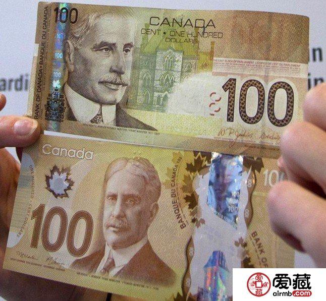 纸币地位受塑料钞威胁?