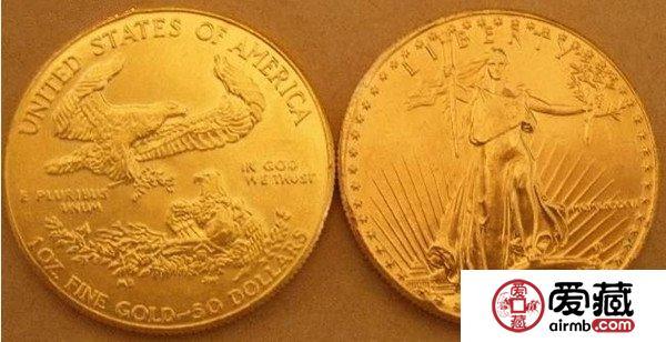 美国鹰金币10月销量4.85万盎司,同比超去年