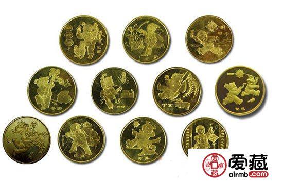 面对生肖纪念币投资应选择长线关注