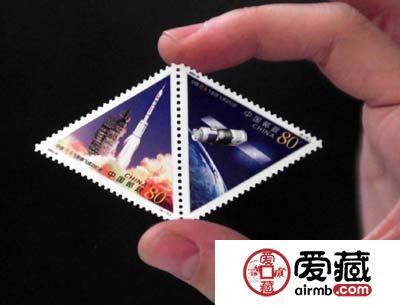 """《中国""""神舟""""飞船首飞成功纪念》邮票"""