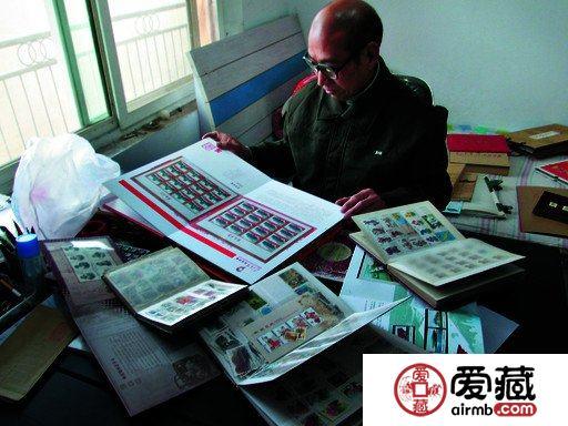 42年3千多枚邮票,平凡人的集邮世界