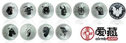 圆明园十二生肖兽首纪念银币隆重发行