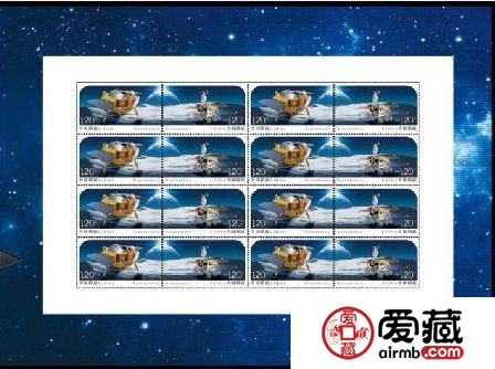 元旦将发行落月邮票,航天题材或将大热