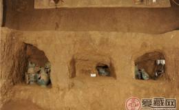 考古發現:寶雞石鼓山西周墓地挖出大量青銅器