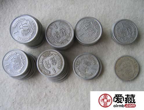 """一分硬币中""""七大金刚""""的相关介绍"""
