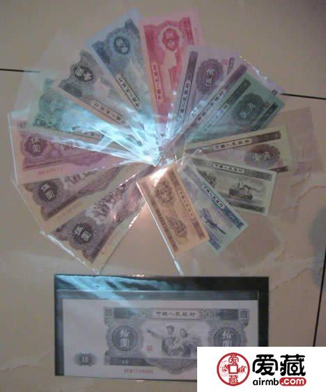 第二套人民币的潜在商机