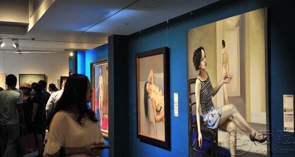 2014年新春收藏艺术展在三亚开幕