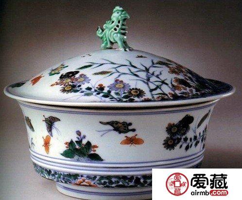 陶瓷收藏、