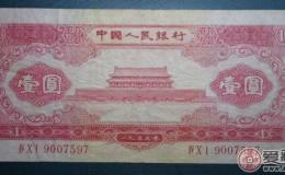 1953年1元人民幣的投資策略