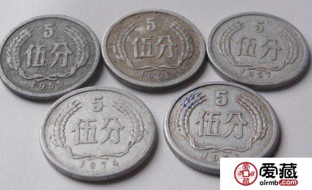 早期硬分币的市场价值分析